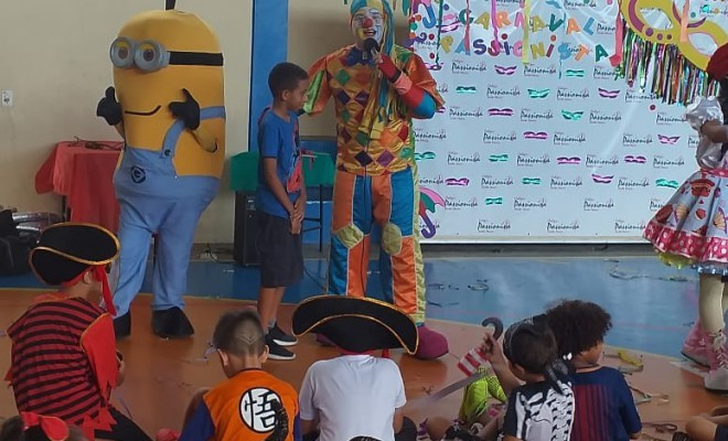 2020, Fev - Fundamental I - Carnaval do 2º Ano