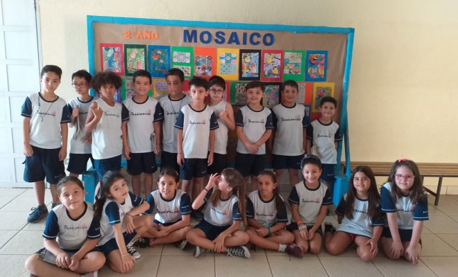 2019 Nov - Fundamental I - Artes Mosaico.
