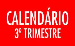 Calendário - 9º ano EF